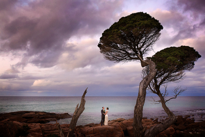A sneaky little Winter Wedding in the South-West
